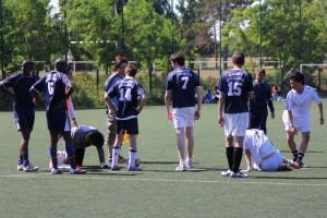 Journée Sportive 2011 : L'équipe de Racines Coréennes