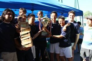 Journée Sportive 2011 : Racines Coréennes prends la 2nd place