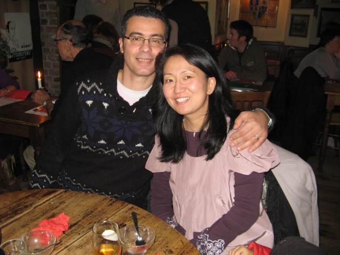 2012.12.08 - Diner à Lille