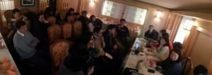 Assemblée Générale & repas mensuel de janvier '13 de Racines Coréennes