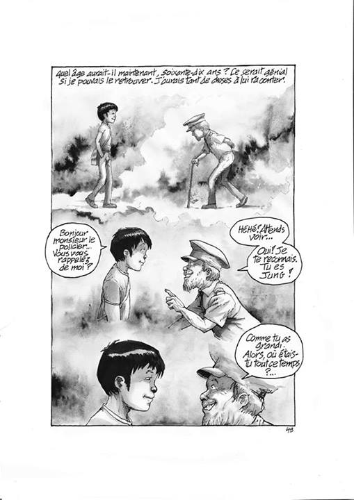 Page 49 - Couleur de peau : Miel tome 3