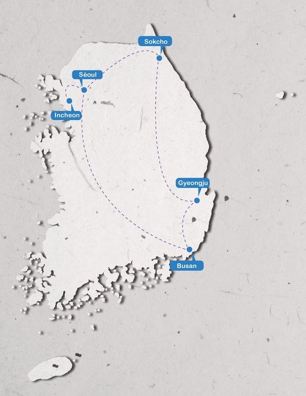 Itineraire Voyage Rc Printemps 2014