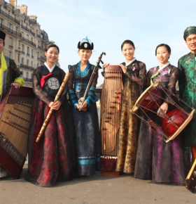 Photo de Asian Music Ensemble