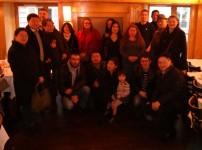 Photo groupe du déjeuner mensuel parisien de Racines coréennes de janvier 2014 4