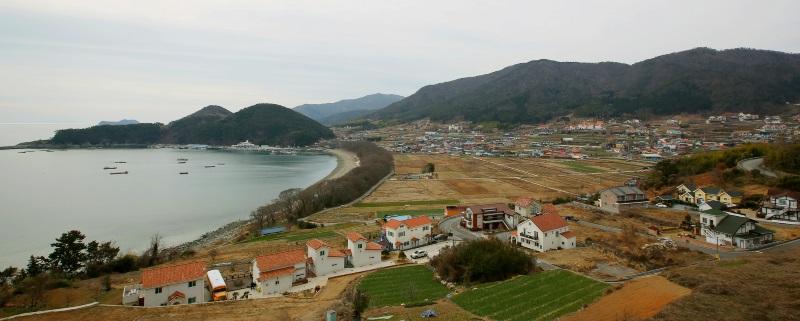 photo du comté de l'ile de Namhae