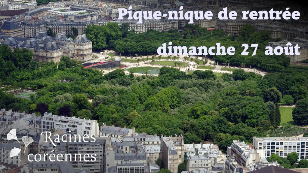 Picnic de rentrée 2017 - Paris