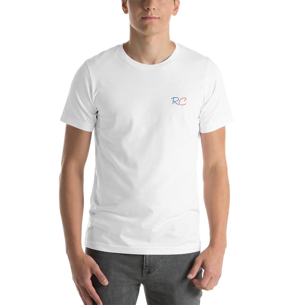T-shirt Unisexe à Manches Courtes – RC