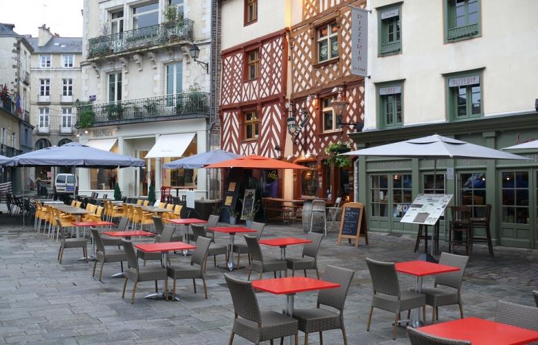Dîner à Rennes, le samedi 1er decembre 2012