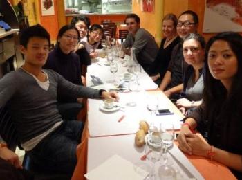 Soirée rencontre d'EFA31 avec Jung à Toulouse, vendredi 7 décembre 2012