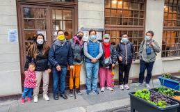 Déjeuner mensuel à Paris – 25 Octobre 2020