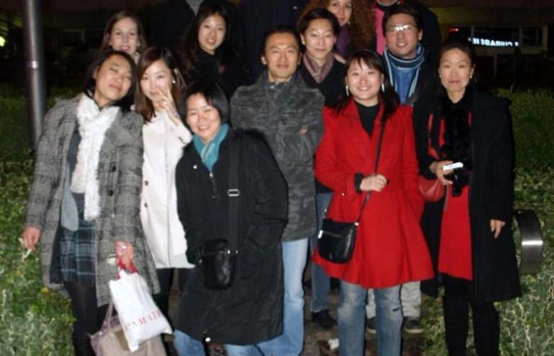 Photos du diner du 27 janvier 2012 à Lyon !