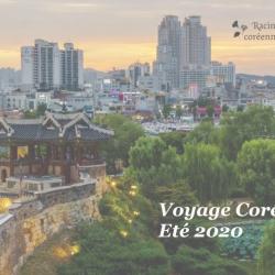 Annulé – Voyage en Corée en août 2020
