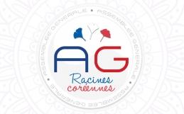 Assemblée Générale élective 2019 de Racines coréennes