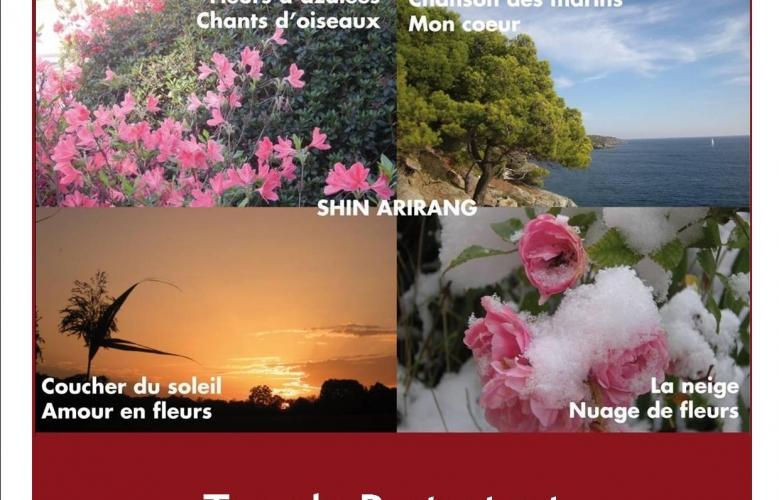 Récital de Kim MiJa (mélodies coréennes) à Dijon le dimanche 4 décembre