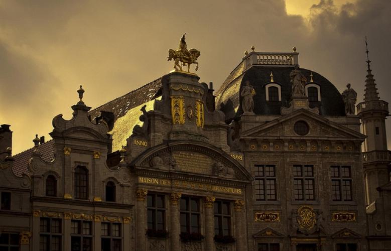 Dîner à Bruxelles le 27 octobre 2012 !