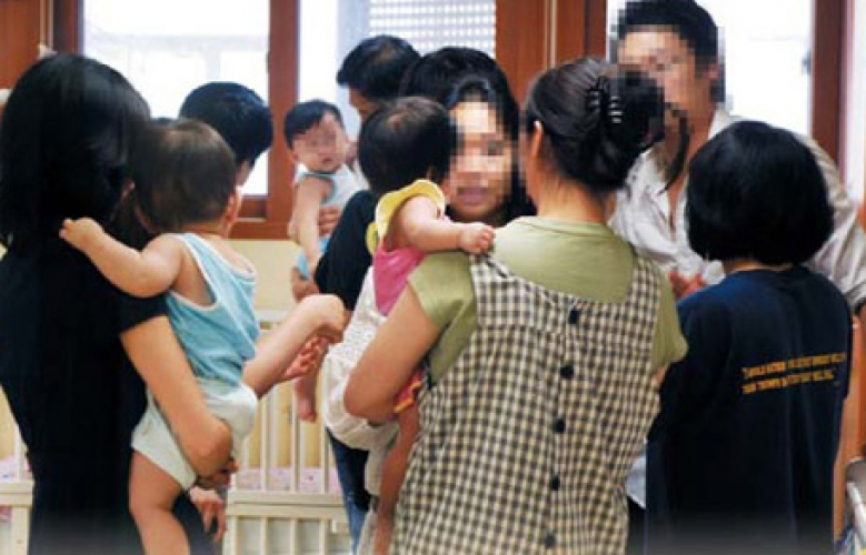 Korea Still Sends Hundreds of Babies Abroad for Adoption
