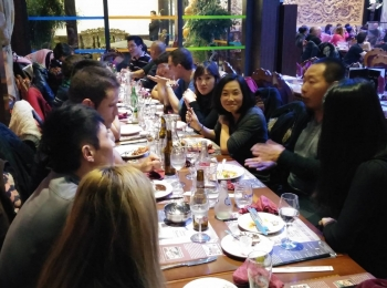 Photos du dîner d'automne de RC à Toulouse (8 novembre 2014)