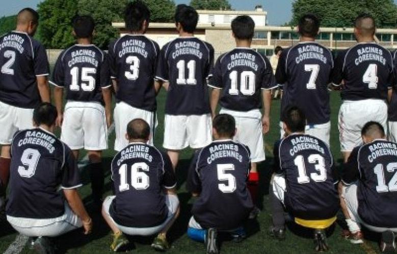 Journée sportive 2014 avec la communauté coréenne (Île de France) – Jeudi de l'Ascension – le 29 mai