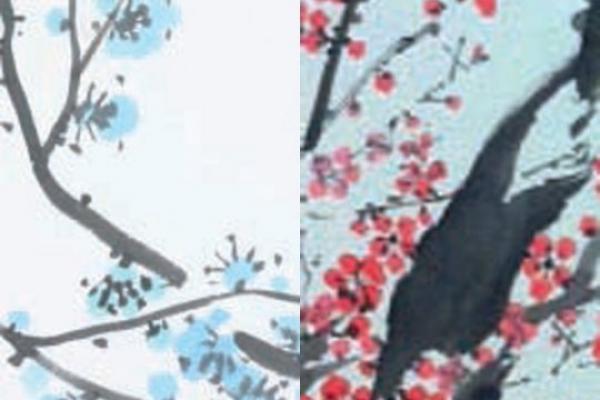 Expo peinture coréenne des lettrés à Orléans jusqu'au 14 septembre 2012