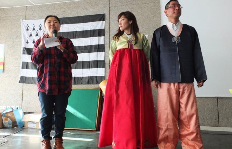 Photos du Seollal 2014 de Korea Breizh à Rennes, le samedi 15 février 2014