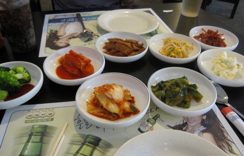 Déjeuner de Racines coréennes à Paris ce dimanche 27 juillet 2014