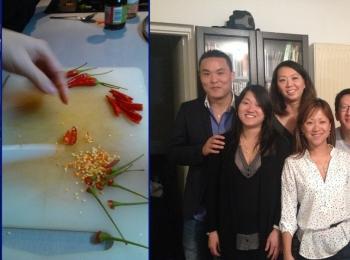 Photos de l'atelier Cuisine coréenne à Sophia Antipolis, le samedi 5 avril 2014