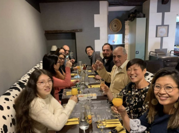 Déjeuner de rentrée à Orléans – 26 septembre 2020