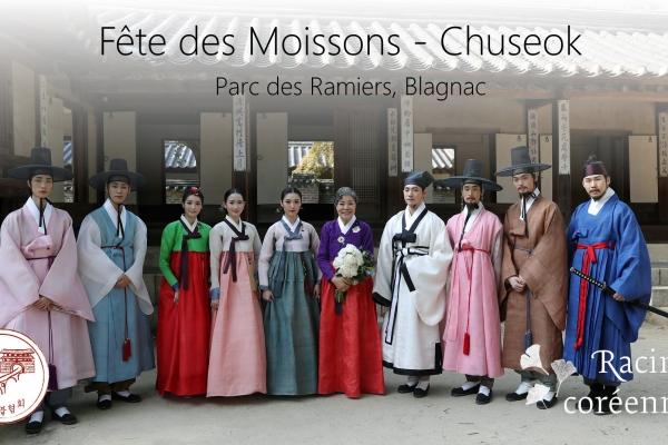Fête des moissons 2019 avec l'association Franco-coréenne de Toulouse