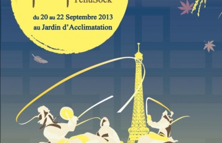 20-22 sept 2013 – Fête de la moisson coréenne à Paris