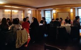 Déjeuner mensuel à Paris – Octobre 2019