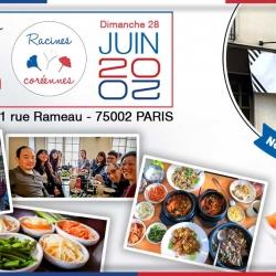 Déjeuner mensuel parisien – Juin 2020
