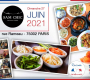 Déjeuner mensuel parisien – JUIN 2021