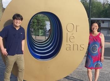 Création de la délégation Orléans Centre Val de Loire de Racines coréennes