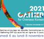 Gathering 2021 – Rencontre des adoptés du monde entier organisé par OKF