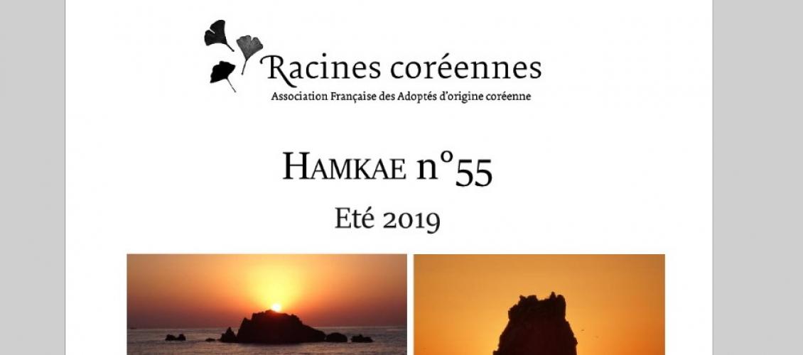 e-Hamkae n°55 – Été 2019