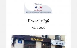 e-Hamkae n°56 – Printemps 2020