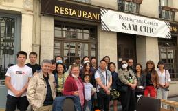 Déjeuner mensuel à Paris – 28 Juin 2020