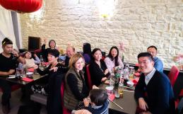 Déjeuner à Lyon – 18 Oct 2020