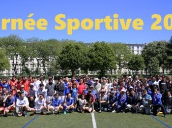 Journée sportive 2018 avec la communauté coréenne (Île de France) –  Jeudi 10 mai