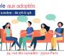 La parole aux adoptés avec Min Ah & Julia – Samedi 30 Octobre 2021