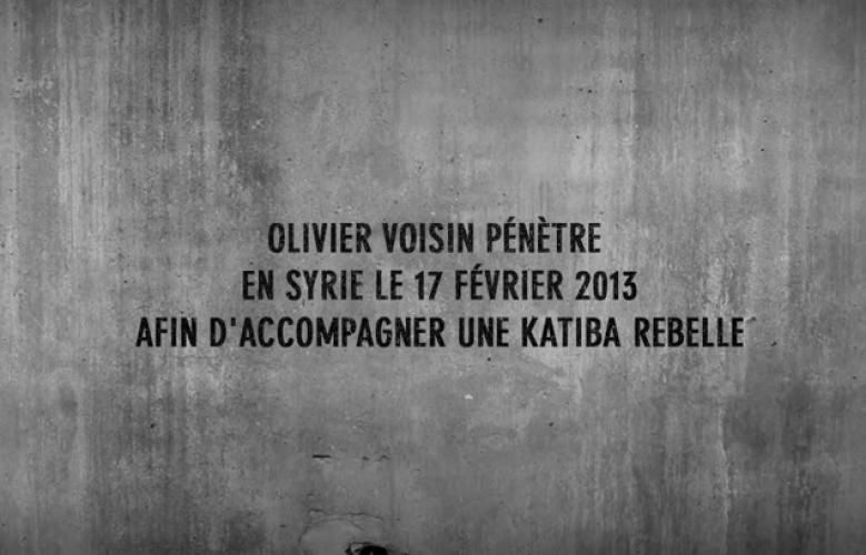 Olivier Voisin, les dernières images.