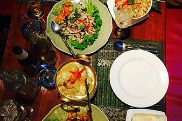 Déjeuner à Lyon au Bangkok Royal – 24 Mars 2019