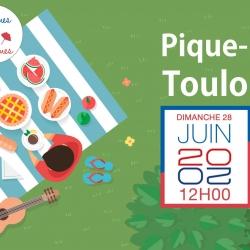 """Annulé – Pique nique """"Toulousain"""" à Albi – dim. 28 juin"""