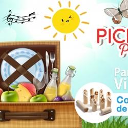"""""""Picnic Party"""" au parc de la Villette !"""