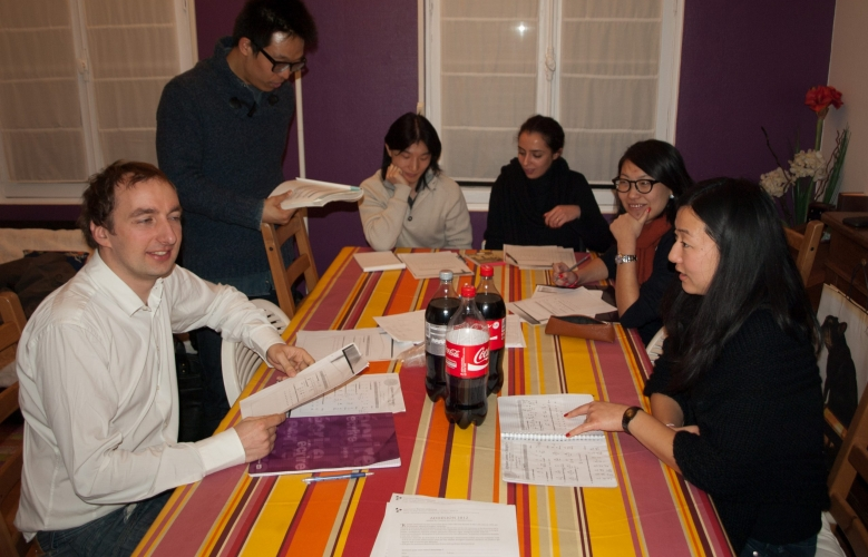 "Photo de groupe : Session 2 – Groupe A ""Initiation"""