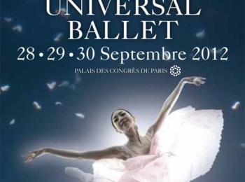« Shim Chung » – Universal Ballet World Tour, du 28 au 30 septembre 2012, à Paris