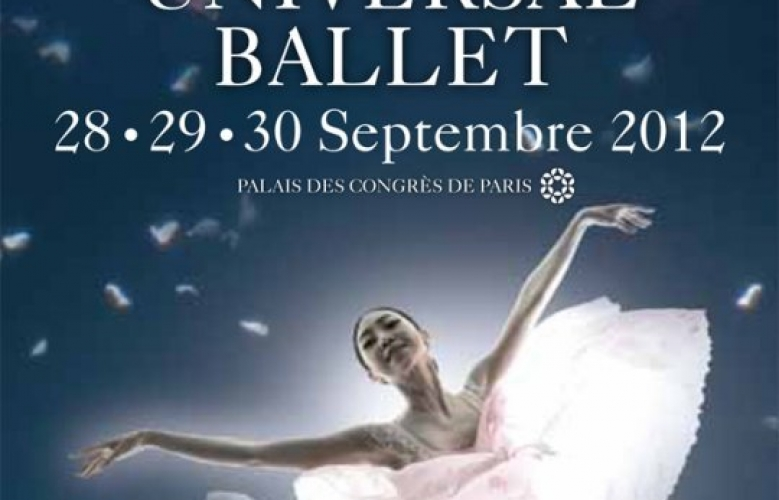 « Shim Chung » – Universal Ballet World Tour, du 28 au 30 septembre 2012, à Paris
