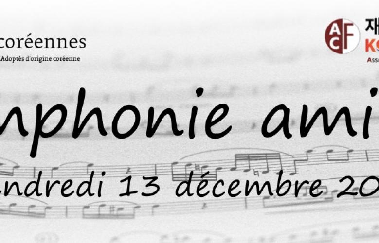 Symphonie amicale 2019 à Paris