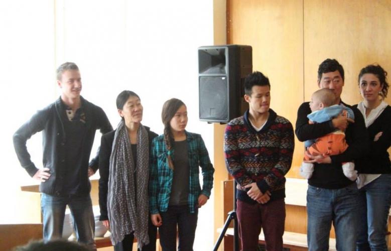 Photos du Seollal 설날 de Racines coréennes à Toulouse avec la communauté coréenne, le dimanche 2 février 2014