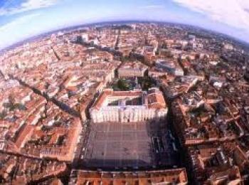 Dîner à Toulouse pour fêter le printemps, le vendredi 12 avril '13